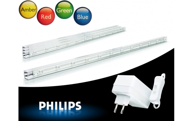 Rode Philips 120 cm LED Strip Kit
