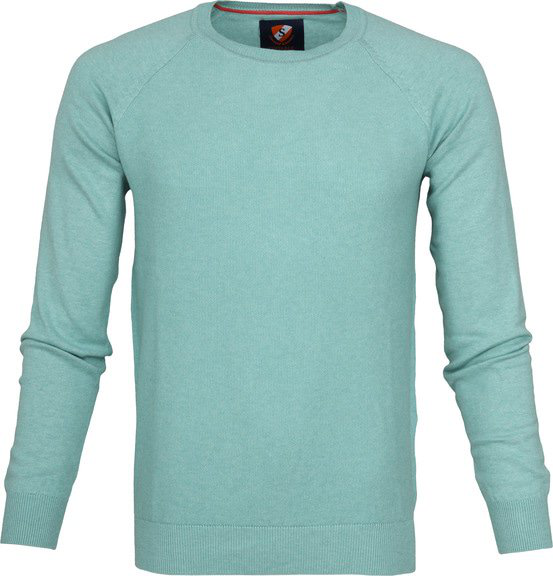 Suitable Sweater Ben Sea Green