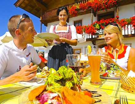 8dgs All Inclusive in Tirol